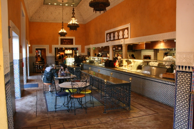 Interior Image from EasyWDW.com